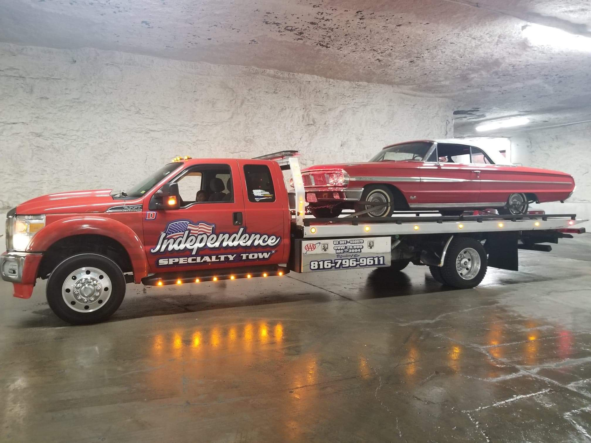 Reliable tow near me